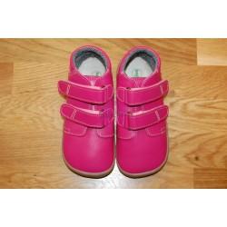 ... Beda barefoot růžové kotníkové Janette s membránou ... e0e41c51f6