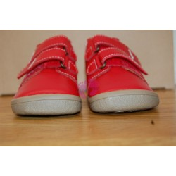 Beda barefoot boty Elis bez membrány, zepředu