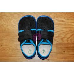 Beda barefoot Bobby vycházková obuv na suchý zip