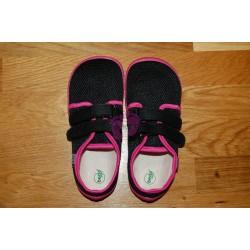 Beda barefoot Anette vycházková obuv na suchý zip