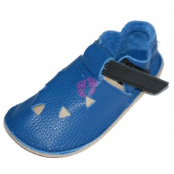 Baby Bare Shoes Submarine