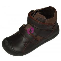 Bundgaard Walk Velcro Tex Dark Brown BG303028BR201