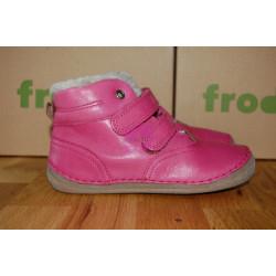 Zimní Froddo flexible Fuchsia - kožešina, G2110069-8K