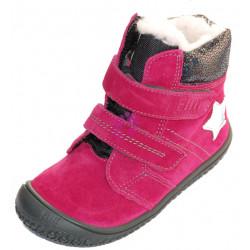 Filii barefoot - zimní HIMALAYA TEX WOOL Pink