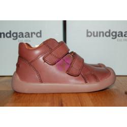 Bundgaard Walk Velcro Brown, na suchý zip