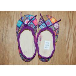 Wins Gábi - barefoot cvičky, TG čtverečky