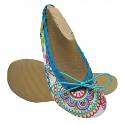 Wins Gábi - barefoot cvičky, TG mandala