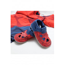 Baby Bare Shoes Spider Top Stitch