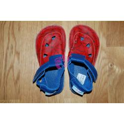 Baby Bare Shoes Top Stitch pohádková edice, Spider