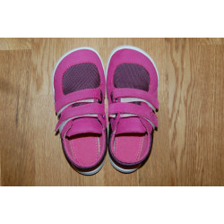 Baby Bare Shoes Febo Sneakers Fuchsia/Purple Resina