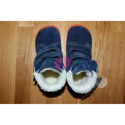 Zimní Beda barefoot Mandarine, BF 0004/W/VMK