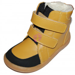 Baby Bare Shoes FEBO WINTER Kayak s okopem