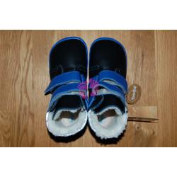 Zimní Beda barefoot Dan, BF 0004/W/SMK