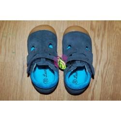 Lurchi Navy barefoot sandálky
