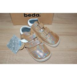 Beda barefoot kotníkové BELLA s membránou BF0001/W/M/2