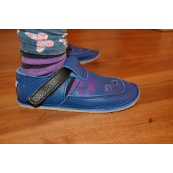 Baby Bare Shoes Submarine Top Stitch na noze
