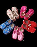 Barefoot dětské bačkůrky, bačkory, přezůvky na doma, do školky